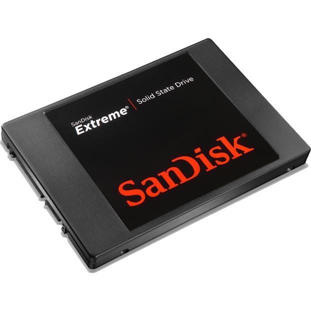 """SanDisk lancerer ny """"Extreme"""" SSD"""