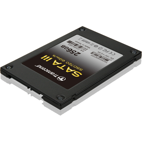 Ny SATA III SSD Disk annonceret – Transcend SSD720