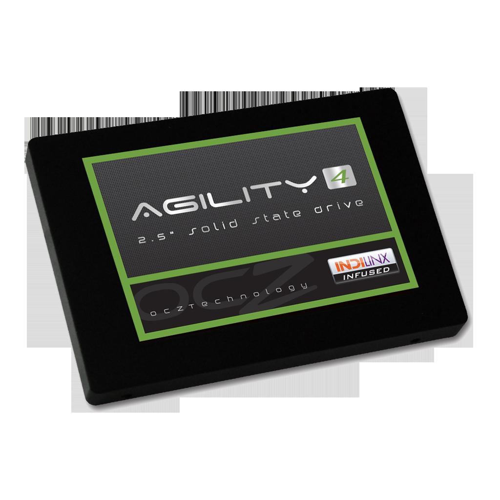 OCZ Agility 4 med Indilinx-controller lanceret
