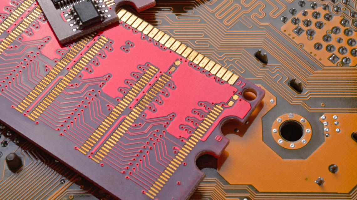 Stor mangel på chips ryster ikke elektronikproducenter
