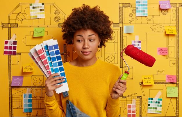 Trænger dit kontor til en omgang maling?
